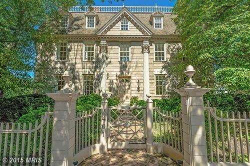 Washington, D.C.'s Oldest House is On the Market for $10.5M