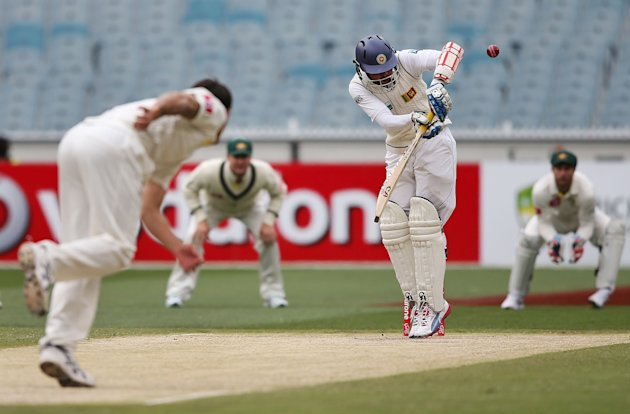 Australia v Sri Lanka - Second Test: Day 3