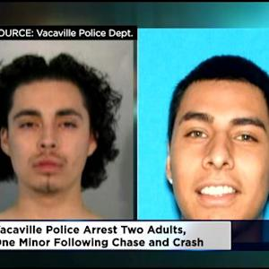 3 Arrested In Vacaville For Stabbing, Robbing Homeless Man