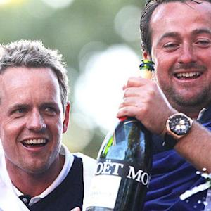 Team Europe's 'Miracle at Medinah' in 2012