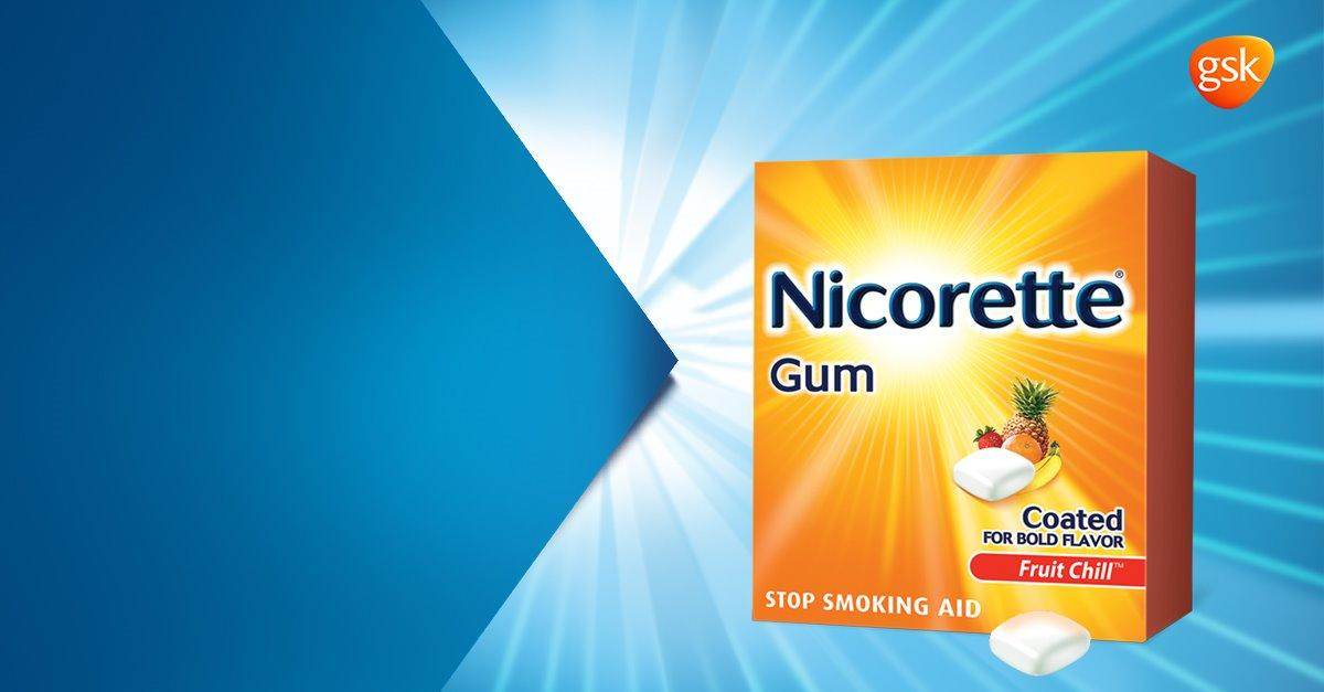 Reach your goal to quit with help from Nicorette