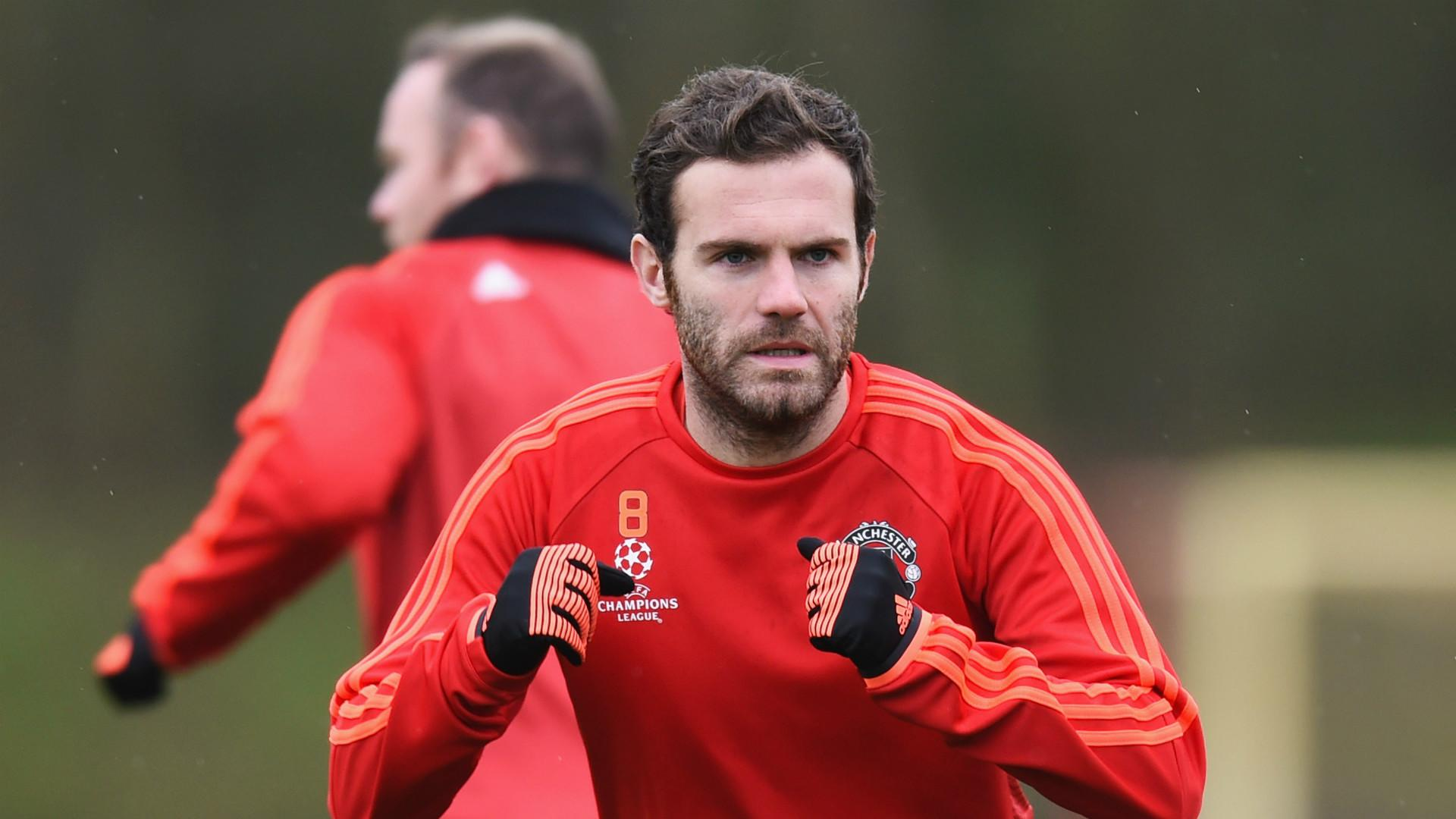Mata: Manchester United have six finals in December