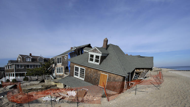 Sandy aid package moving toward House votes