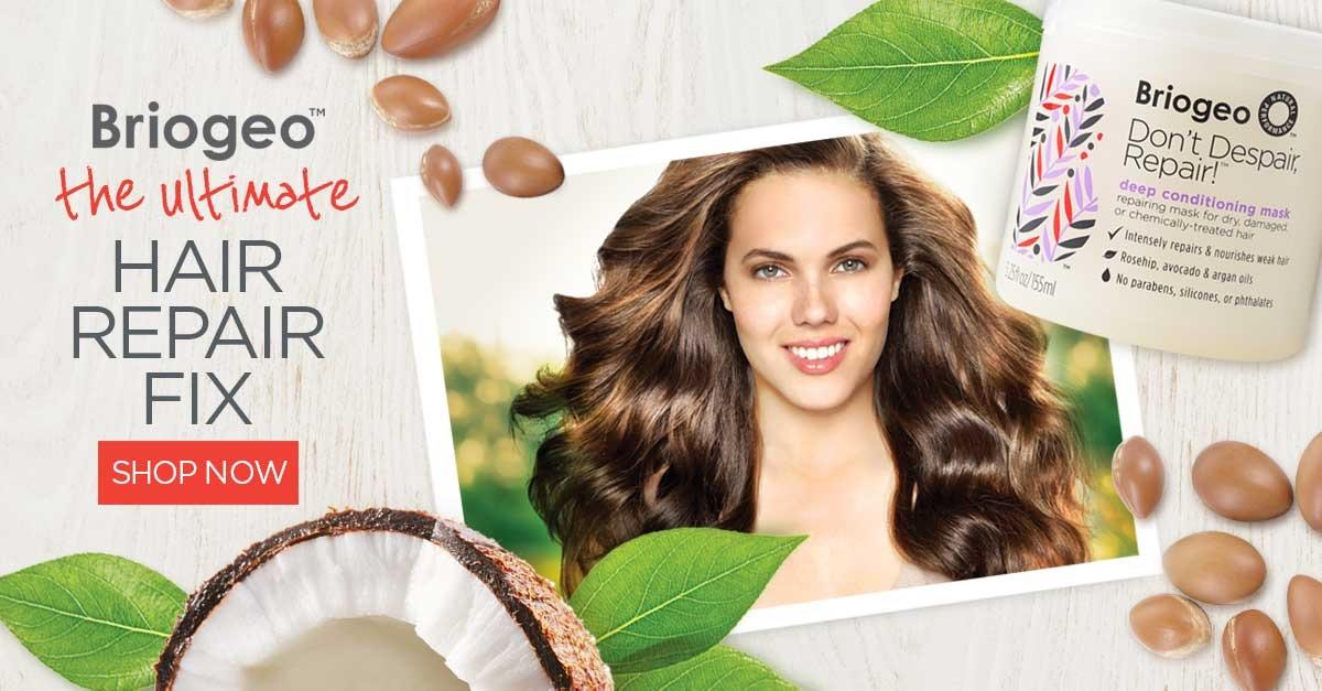 You deserve healthy, beautiful hair