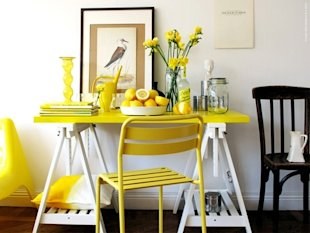 Accessorize with Yellow