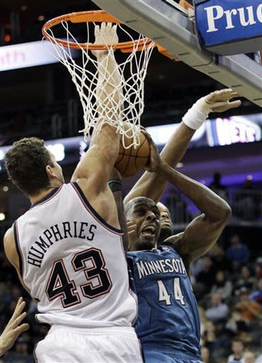 Wolves overcome Morrow's 42 to beat Nets 108-105