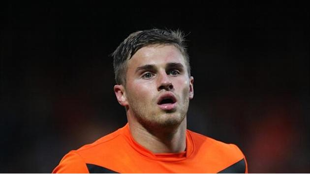 Scottish Football - Goodwillie makes return