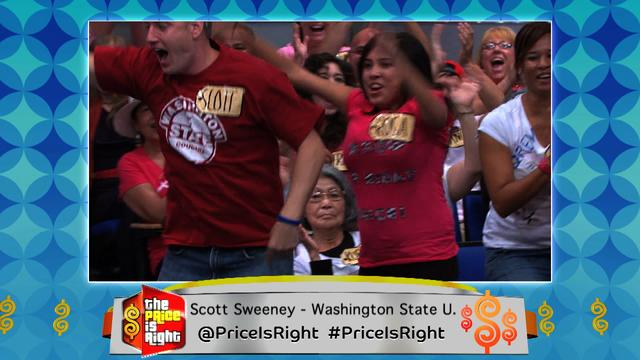 The Price is Right - Scott from Washington State U.