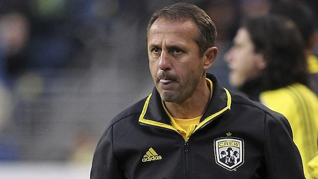 Columbus Crew part ways with head coach Robert Warzycha; Brian Bliss takes over as interim