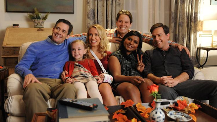 """The Mindy Project"" – ""Thanksgiving"" on FOX  Tuesday, 11/20 at 9:30pm"