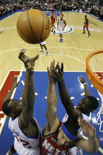 Deron Williams, Humphries lead Nets past 76ers