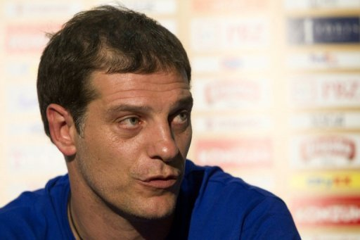 Croatia's Head Coach Slaven …