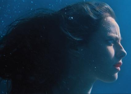 Poster Debut: Kaya Scodelario in 'Emanuel And The Truth About Fishes'