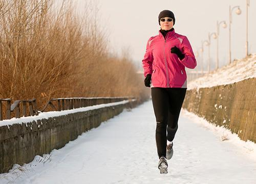 9 Easy Ways to Stay in Shape This Winter
