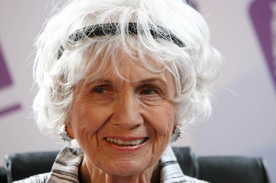 Alice Munro (Associated Press)