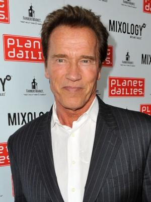 Arnold Schwarzenegger in Talks to Star in 'Toxic Avenger' Remake