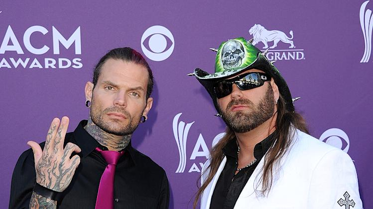 Jeff Hardy, James Storm