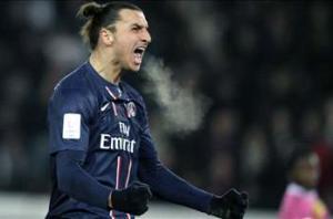 LFP decides not to punish Paris Saint-Germain's Zlatan Ibrahimovic