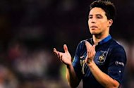 Deschamps to hold Nasri talks after recall