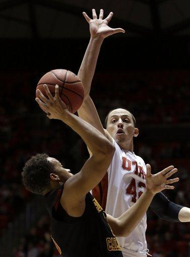 J.T. Terrell scores 14 as USC routs Utah 76-59