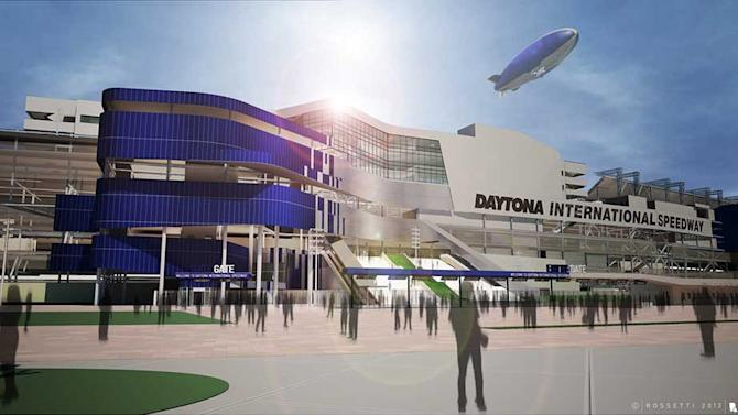 ISC approves Daytona frontstretch redevelopment
