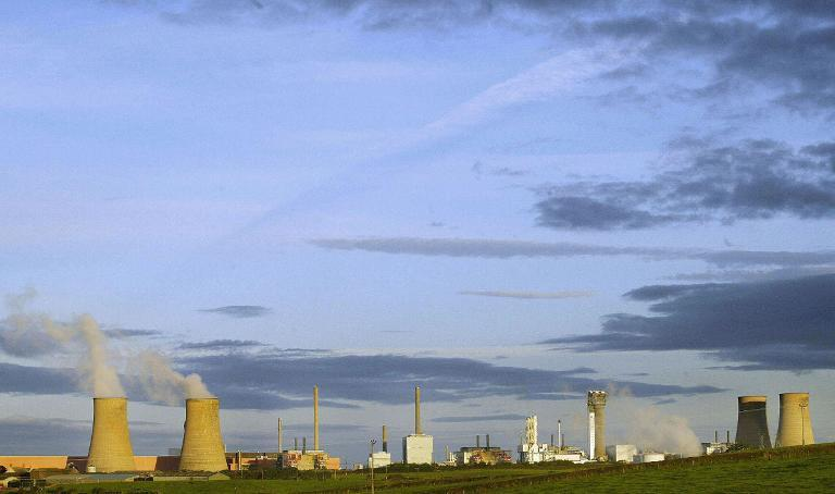 British nuclear site clean-up costs soar