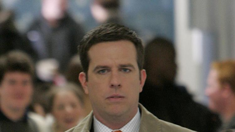Ed Helms stars as Andy Bernard in The Office.