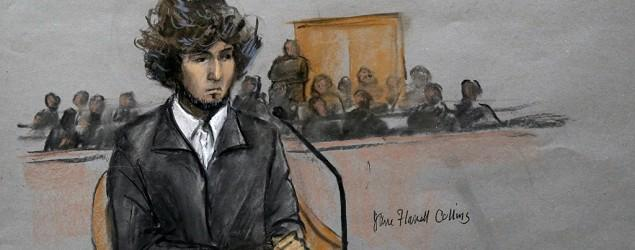 Accused Boston Marathon bomber appears in court