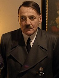 "Bruno Ganz as Adolf Hitler in 2004's ""Downfall"" (Newmarket/courtesy Everett Collection)"