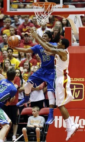 Iowa State beats Florida Gulf Coast 83-72