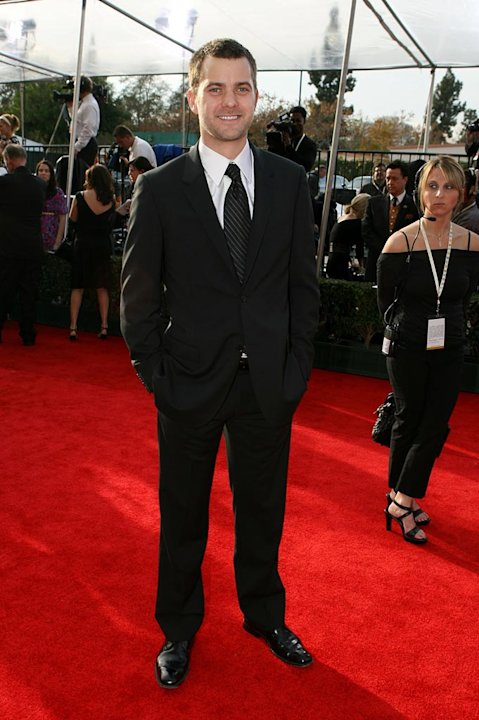 Joshua Jackson at the 13th Annual Screen Actors Guild Awards. - January 28, 2007