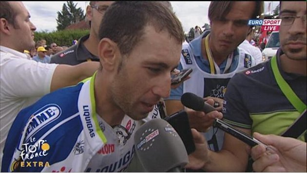 Nibali: Time trials don't suit me