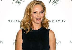 Uma Thurman Gives Birth to Baby Girl!
