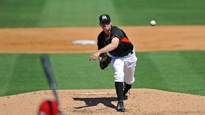 LHP Andrew Heaney