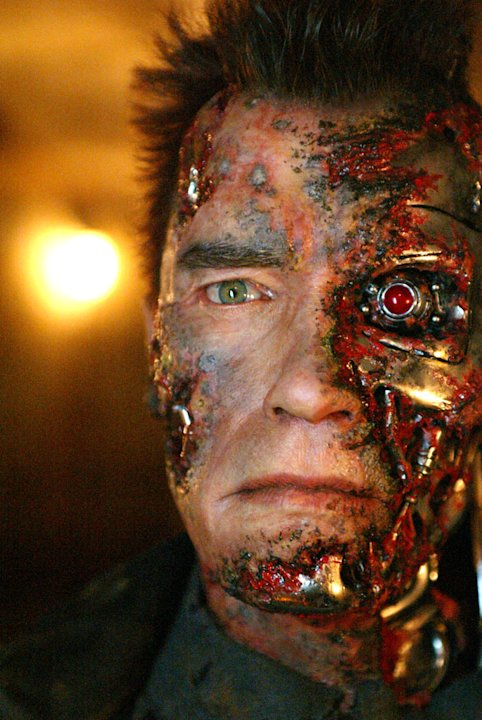 Terminator 3 Rise of the Machines Still Arnold Schwarzenegger