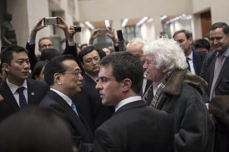 French 'Wolf Totem' director says China censors gave him 'carte blanche'