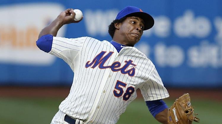 Young's speed wins game for Mets, 3-2 over Rockies