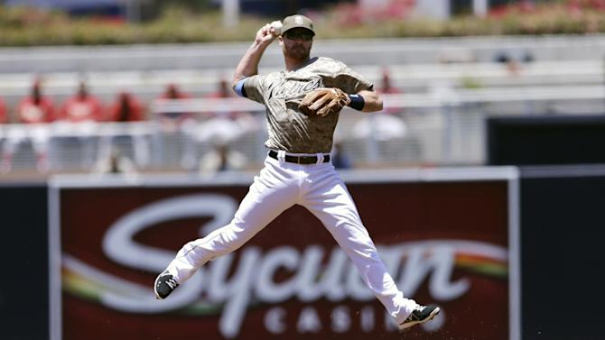 Padres beats D'backs 4-1 for sixth straight win