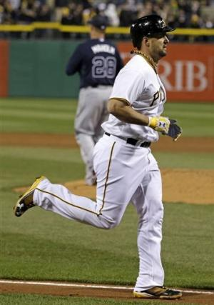 McDonald's strong outing leads Pirates over Braves