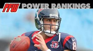 Power rankings: Texans take over at the top