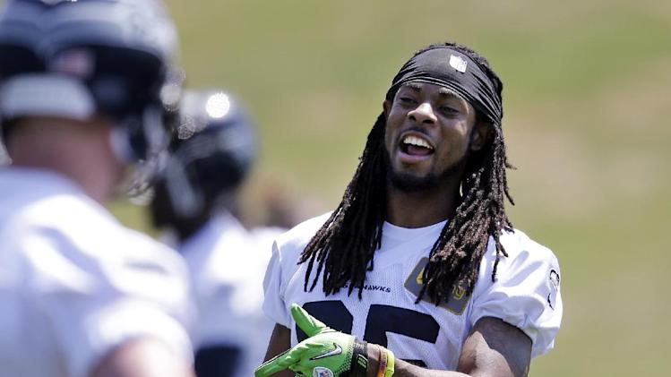 Seattle's Sherman doesn't believe in curses