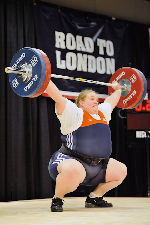 2012 U.S. Olympic Team Trials - Women's Weightlifting