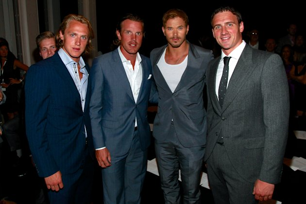 Joseph Abboud - Front Row - Spring 2013 Mercedes-Benz Fashion Week