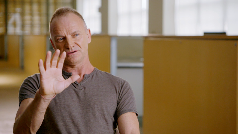 Sting: The Origins of 'The Last Ship'