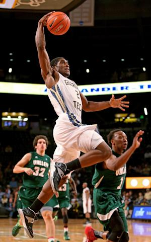 Georgia Tech defeats Mississippi Valley St. 76-59