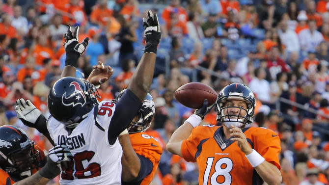 Texans come back to beat Broncos 18-17