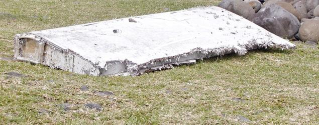 France confirms wing part is from MH370