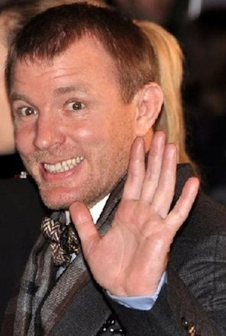 Guy Ritchie in January 2012.