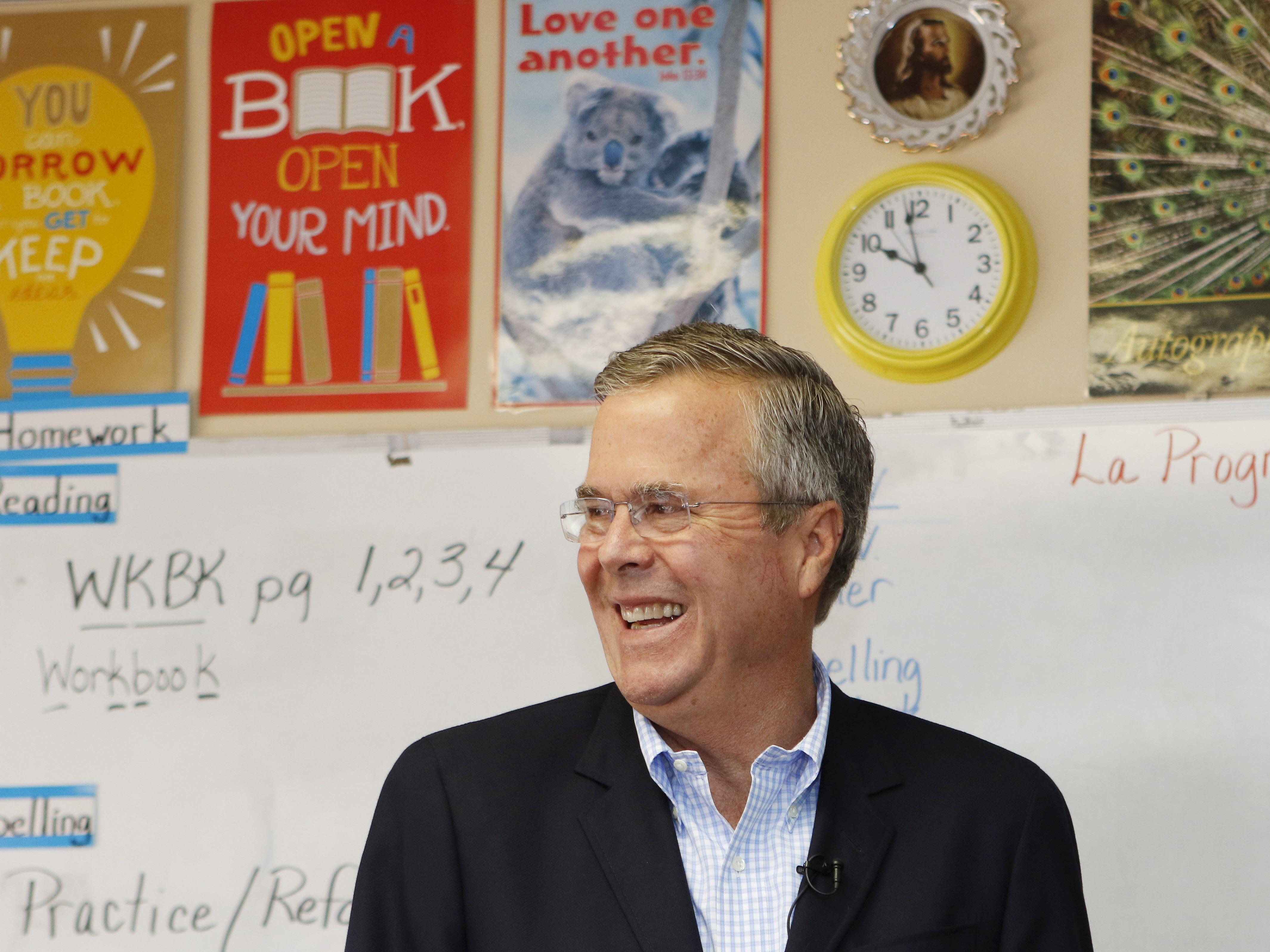 Jeb Bush has a new plan to 'repeal and replace' Obamacare
