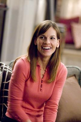 Hilary Swank in Warner Bros. Pictures' P.S. I Love You